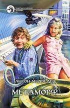 Книга Метаморф - Автор Медведев Антон